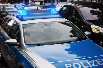 Person in Neckarkanal vermisst