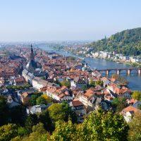 Heidelberg-Studie 2016: 97 Prozent Fühlen Sich Wohl In Heidelberg